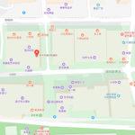 杭州东太平巷地图