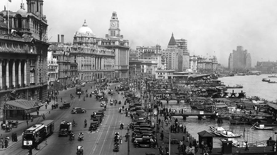 上海1930年
