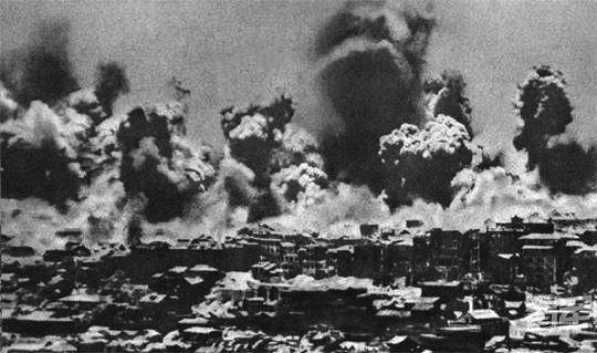 1940年重庆大轰炸